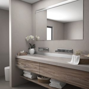 TechniStone Noble Concrete Grey Matt